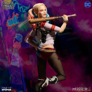 Mezco Toyz One12 Collective Suicide Squad Harley Quinn Figure
