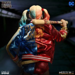 Mezco Toyz One12 Collective Suicide Squad Harley Quinn Figure 4