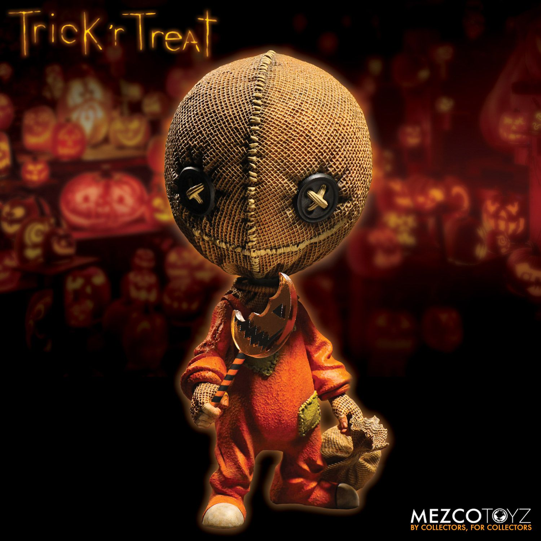 Mezco Toyz Trick 'R Treat Stylized Sam 6″ Vinyl Figure