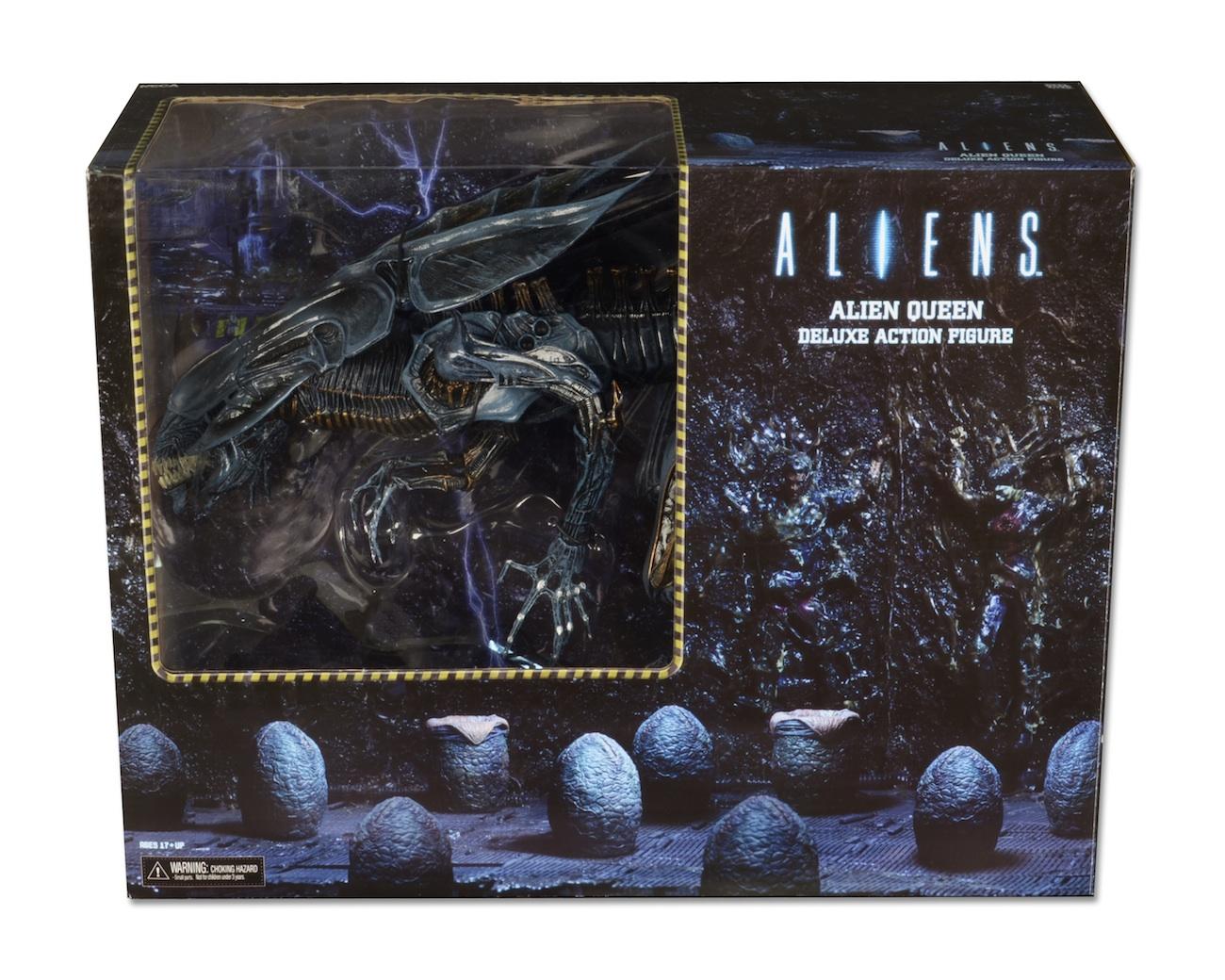 NECA Toys Reissuing Robocop ED-209, Alien Queen & Freddy Glove Collectibles