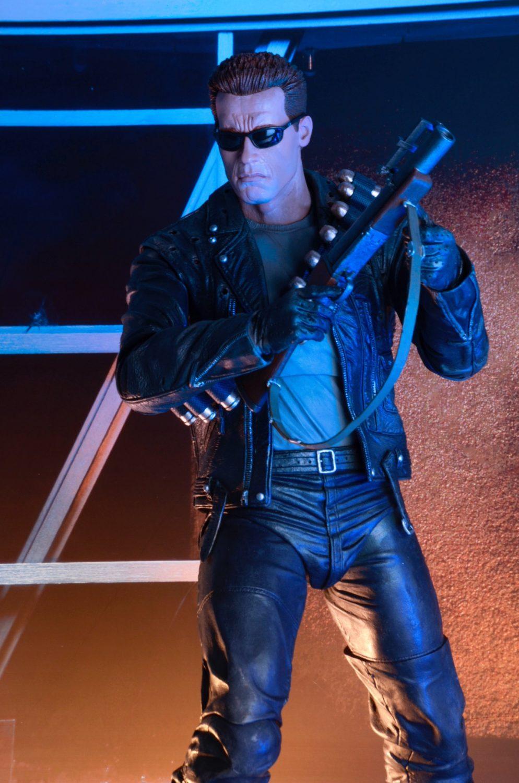 NECA Toys Teases New Terminator 2 T-800 Figure