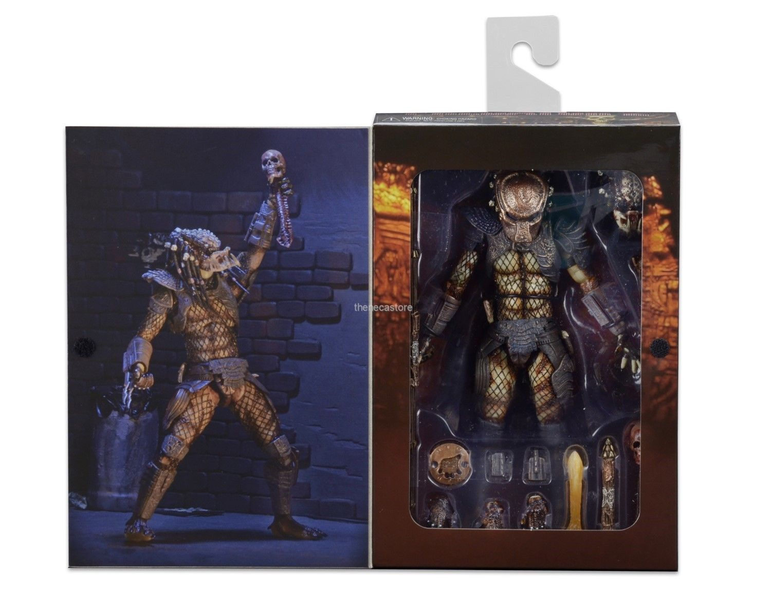 NECA Toys Shipping This Week – Predator 2 City Hunter Predator 7″ Figure