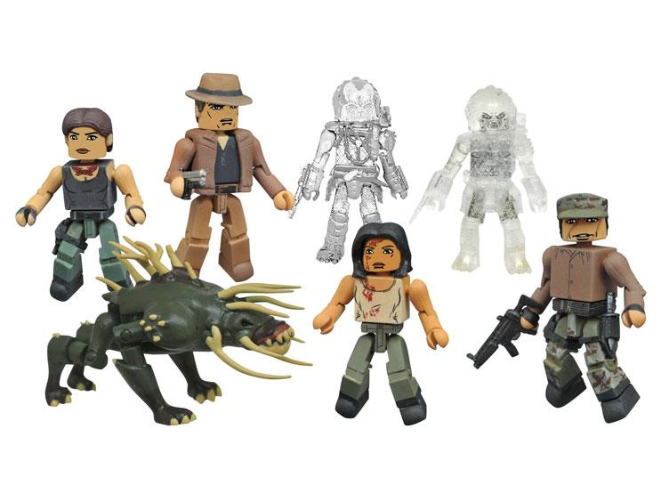 Diamond Select Toys In Stores This Week: Watchmen, Predators, & Back To The Future