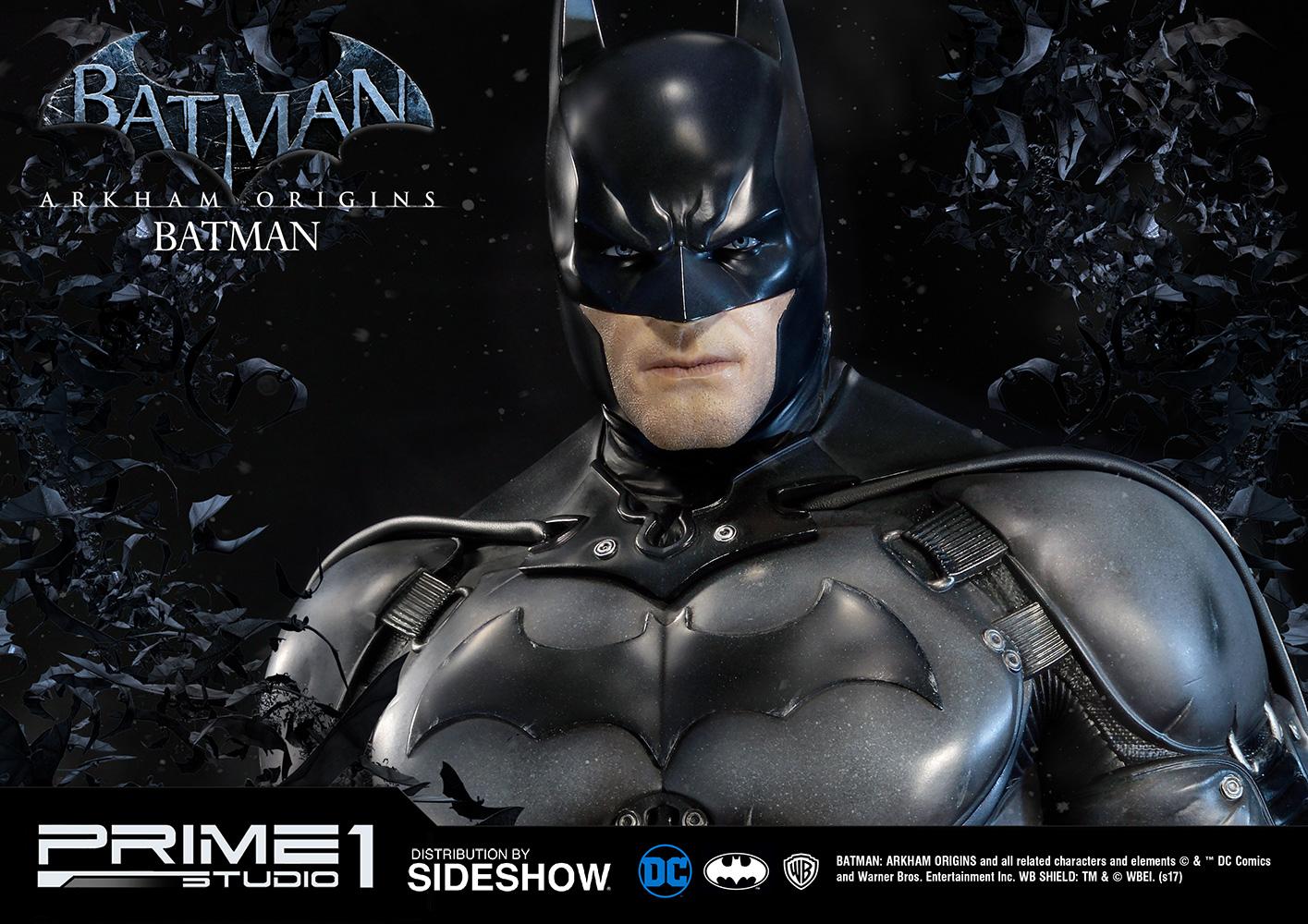 Prime 1 Studio Arkham Origins Batman Statue – Sideshow Exclusive Version Pre-Order
