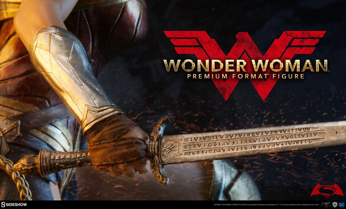 Sideshow Collectibles Wonder Woman Premium Format Figure Preview