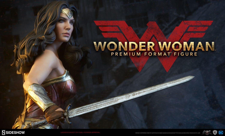 Sideshow Collectibles Wonder Woman Premium Format Figure Pre-Order