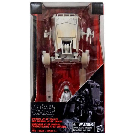 Star Wars TBS Imperial AT-ST Walker And AT-ST Driver Now $39.99 On Wal-Mart