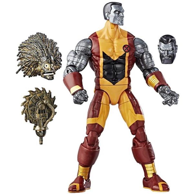 Hasbro Marvel Legends X-Men Warlock BAF Wave Official Press Images