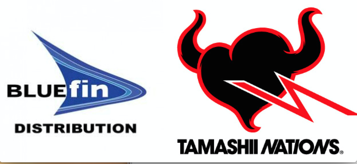 Tamashii Nations & Bluefin Expand The Market For High Quality Japanese Collectibles Across North America