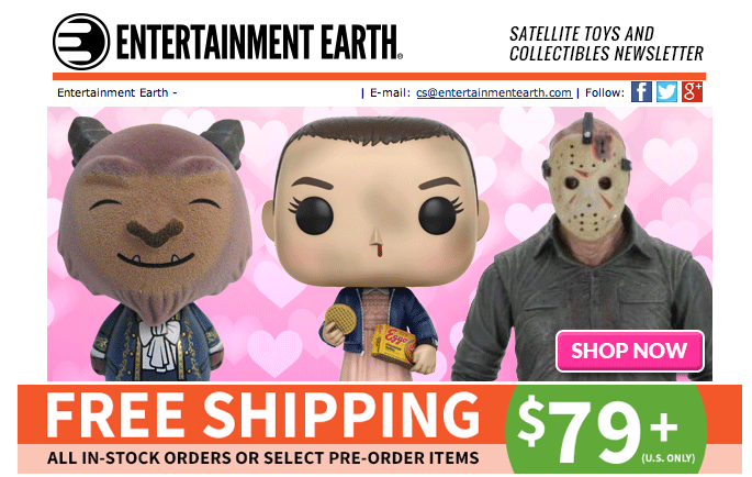 Entertainment Earth: Guardians Of The Galaxy, Batman, Rogue One, DC Bombshells, Child's Play & More