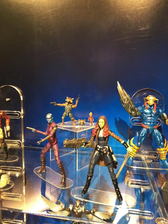 NYTF 2017 – Hasbro Marvel Legends, Spider-Man: Homecoming, & More Marvel Coverage