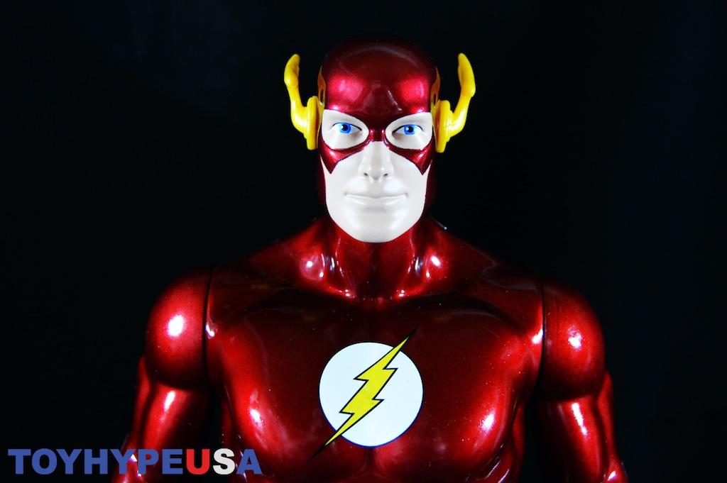 First-Look: JAKKS Pacific Big Figs Tribute Series DC Originals 19″ The Flash Review