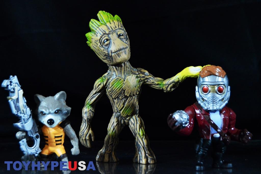 Jada Toys: Guardians Of The Galaxy Metals Die Cast Groot, Rocket Raccoon & Star-Lord Review