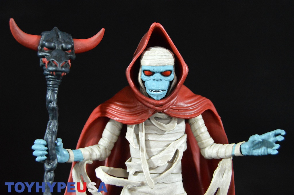 Mattel: ThunderCats Classics Mumm-Ra Figure Review