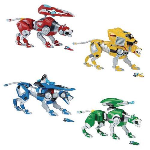 Playmates Toys Voltron Legendary Defender Combinable Lions Pre-Order