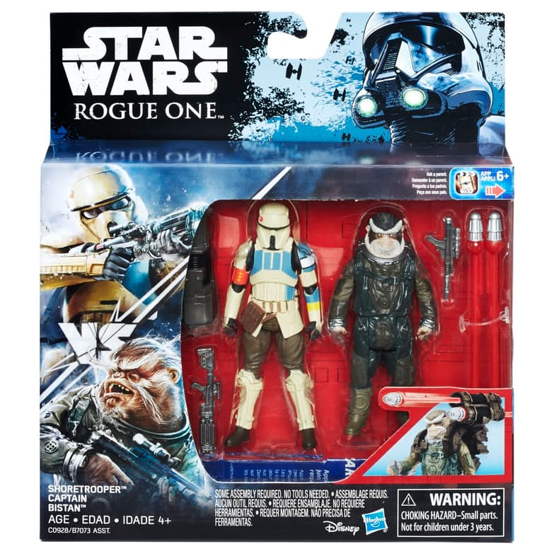 Hasbro Star Wars Rogue One & Rebels New 3.75″ Figures Announced For 2017