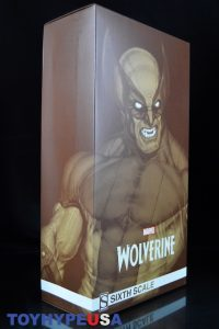 Sideshow Collectibles Wolverine Sixth Scale Figure 02