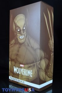 Sideshow Collectibles Wolverine Sixth Scale Figure 03