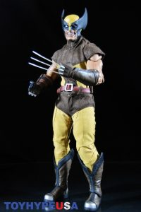 Sideshow Collectibles Wolverine Sixth Scale Figure 31