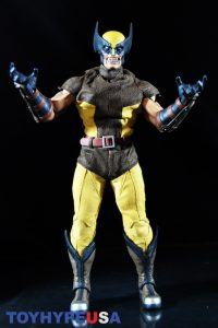 Sideshow Collectibles Wolverine Sixth Scale Figure 48