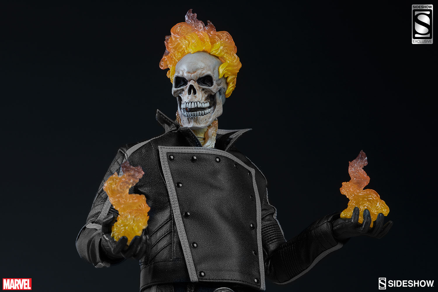 Sideshow Collectibles Ghost Rider Sixth Scale Figure Shipping Soon