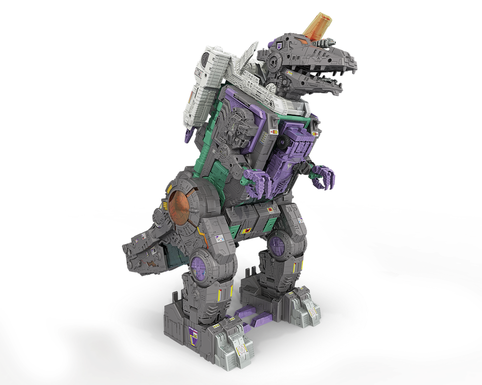 Hasbro Transformers Titans Return Trypticon Figure For $110 On Wal-Mart