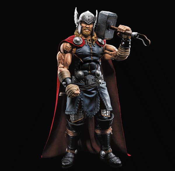 Hasbro Marvel Legends 12″ Thor & Hulk Figures Revealed (Update)