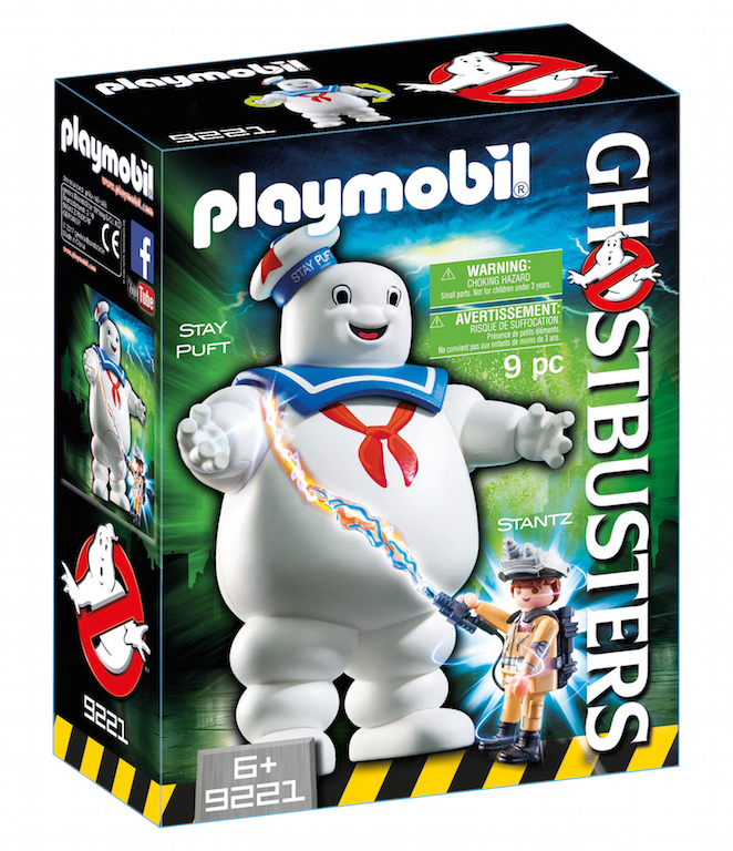Playmobil Ghostbusters Sets On Sale For 20% Off On Amazon