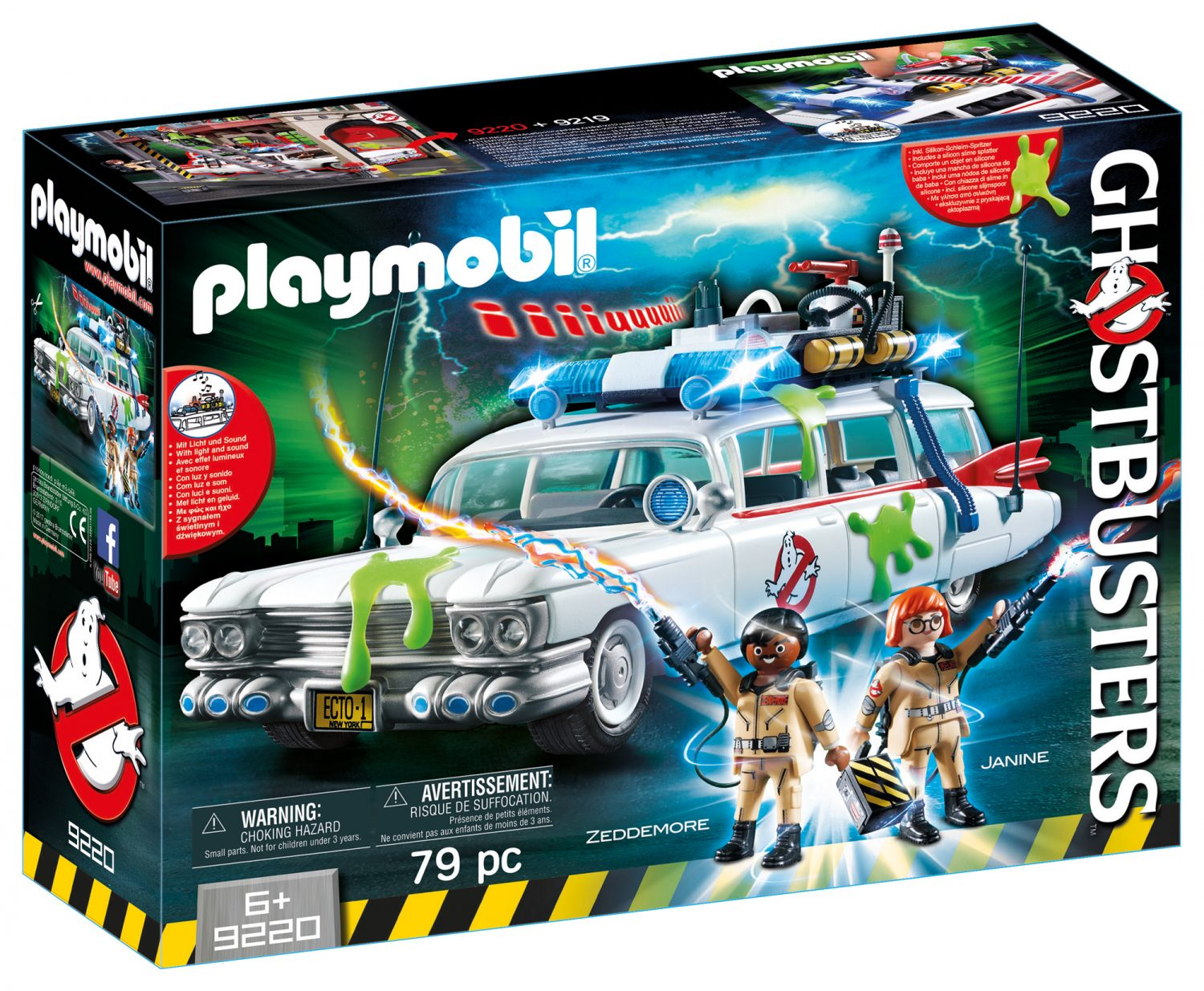 Playmobil Ghostbusters Sets Coming May 15th To Amazon