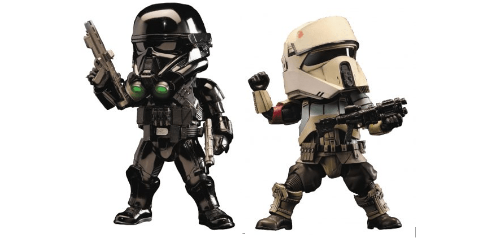 Diamond Protects The Death Star With New Rogue One Death Trooper & Shore Trooper PREVIEWS Exclusive Action Figures