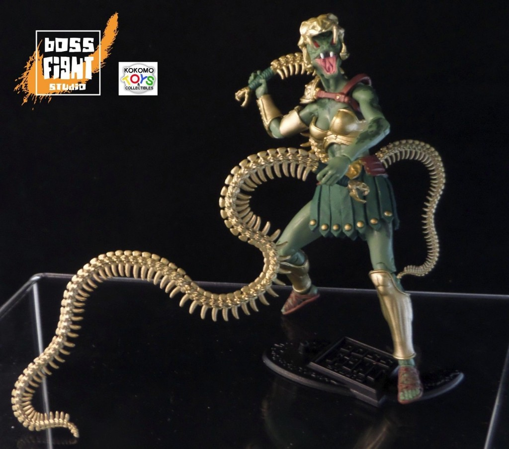 Boss Fight Studio Vitruvian H.A.C.K.S. Atelis Warrior Altered Amazon In Stock Now On Kokomo Toys eBay Store
