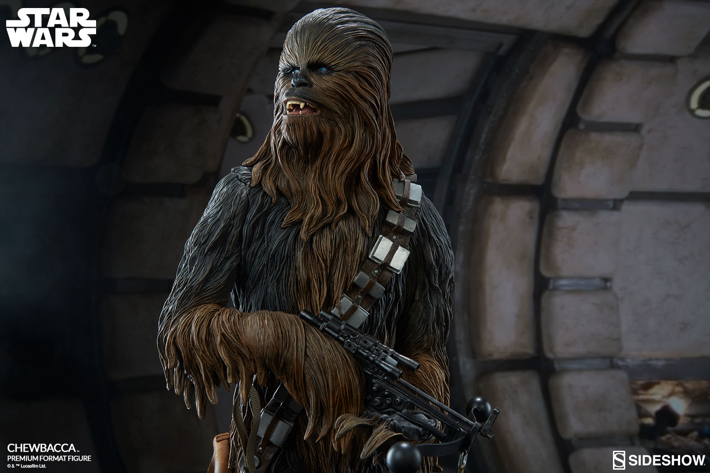 Sideshow Star Wars Chewbacca Premium Format Figure Pre-Orders