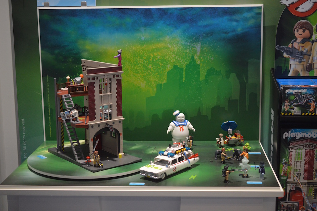 NYTF 2017 – Playmobil Ghostbusters Action Figures & Playsets Coverage
