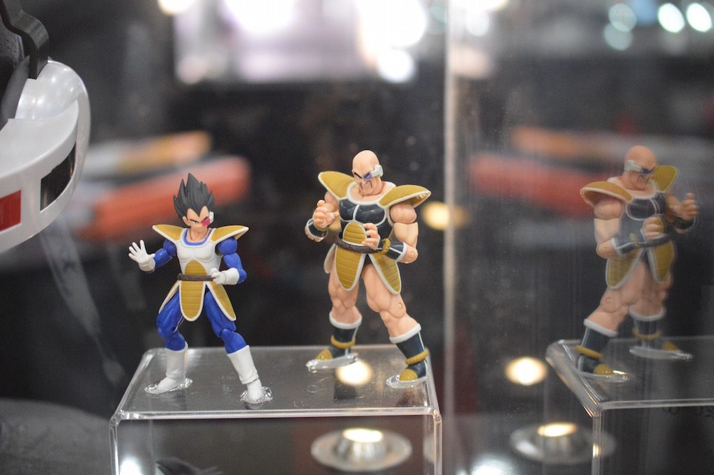 NYTF 2017 – Bluefin Booth Coverage – TMNT, Dragonball Z, Street Fighter, Star Wars & More