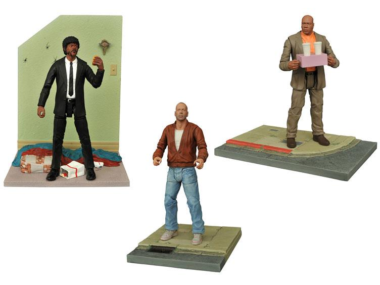Diamond Select Toys In Stores This Week – Catwoman, Nightmare & Pulp Fiction Select