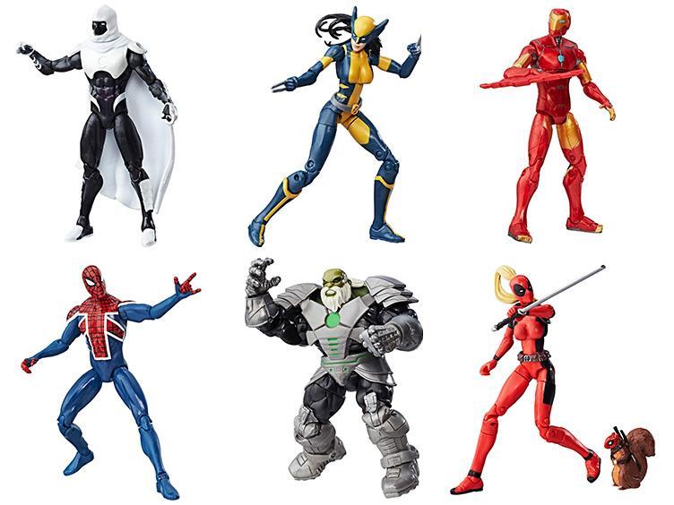 Hasbro Marvel Legends 3.75″ Figures Wave 4 & 2 Packs Pre-Orders