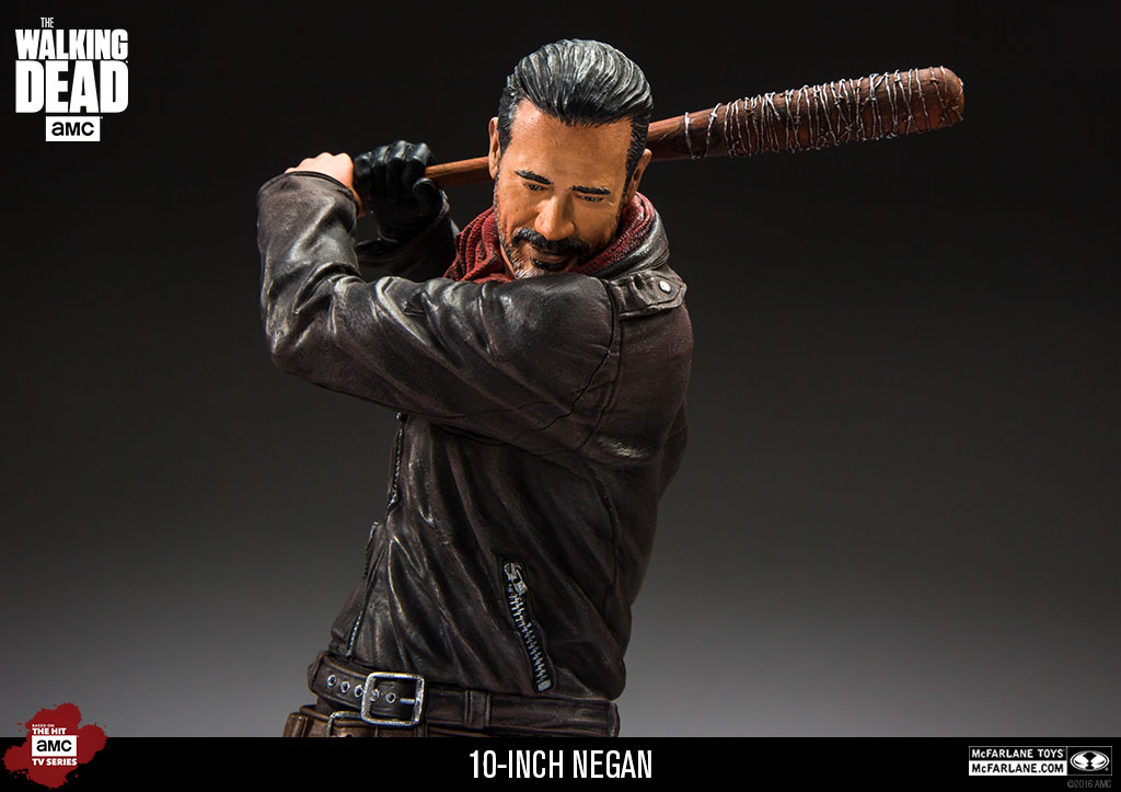 Entertainment Earth Cyber Weekend Sale – The Walking Dead 10″ Negan Now $19.99 & More