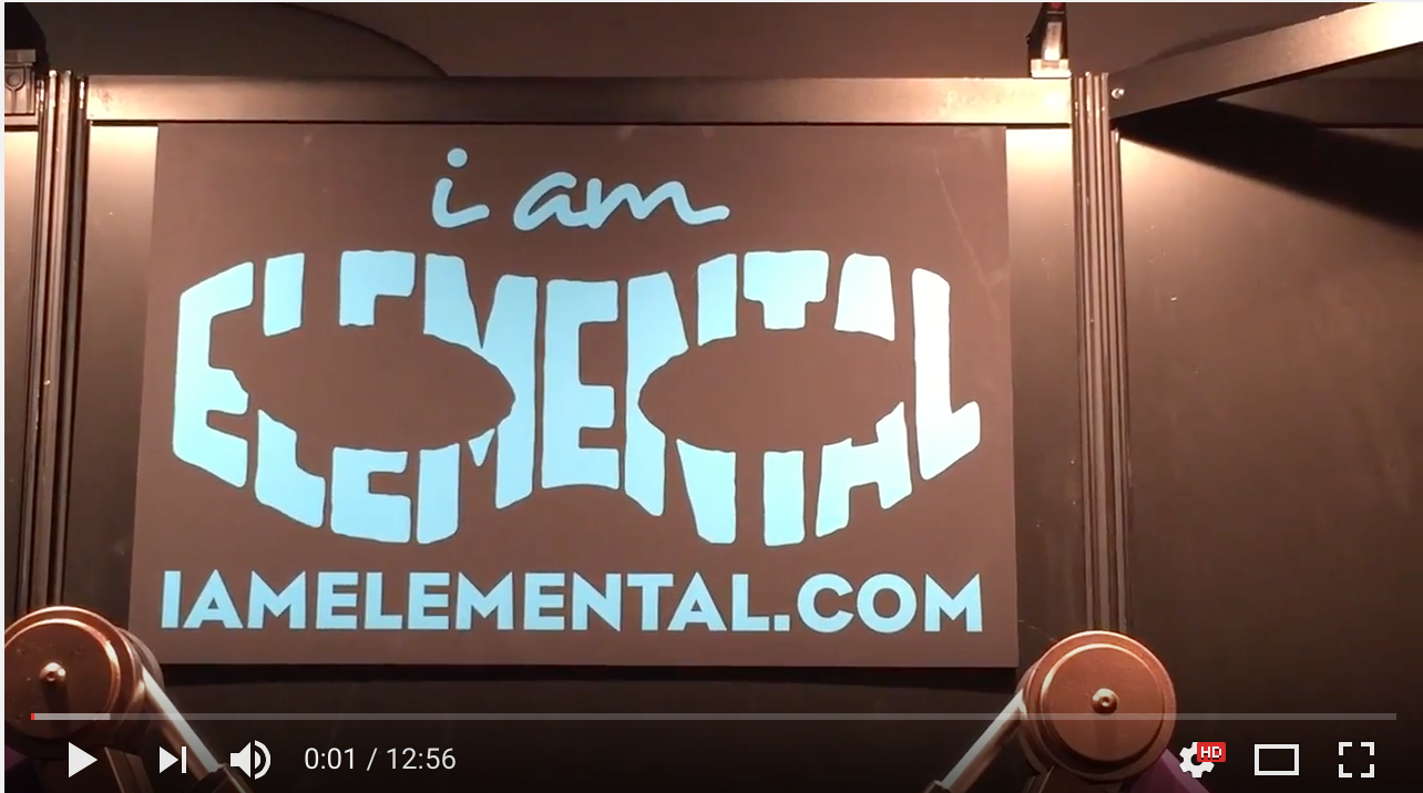 NYTF 2017 – I Am Elemental Video Interview With Julie Kerwin