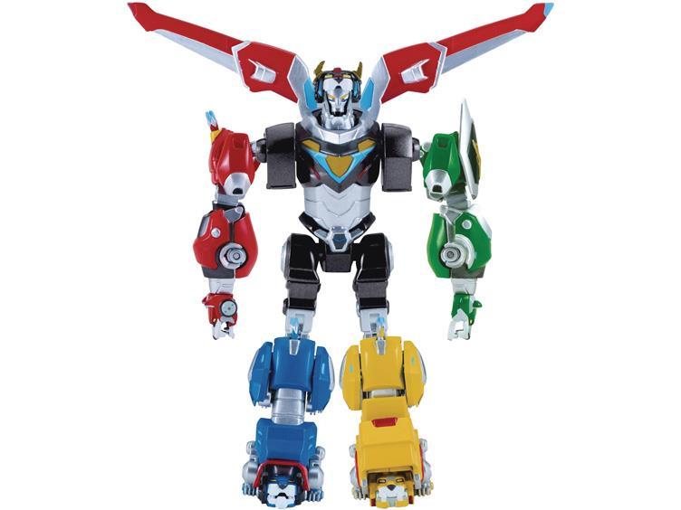 Playmates Toys Voltron The Legendary Defender Lion Die-Cast Figure