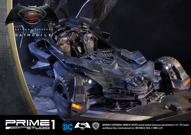 Prime 1 Studio Batman v Superman: Dawn Of Justice – Batmobile Statue