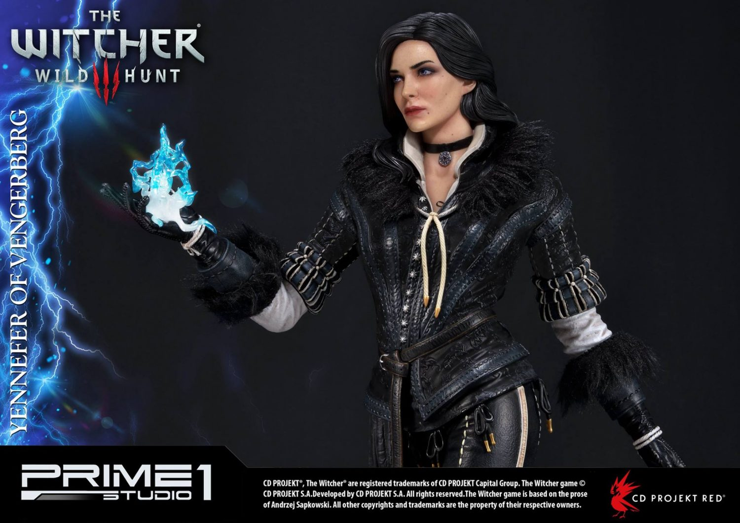 Prime 1 Studio Witcher 3 Yennefer Of Vengerberg Statue Pre-Orders