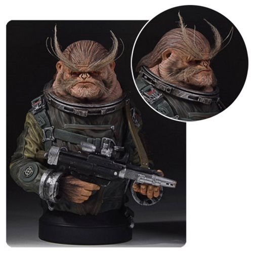 Entertainment Earth Daily Deal – Star Wars Rogue One Bistan Mini-Bust