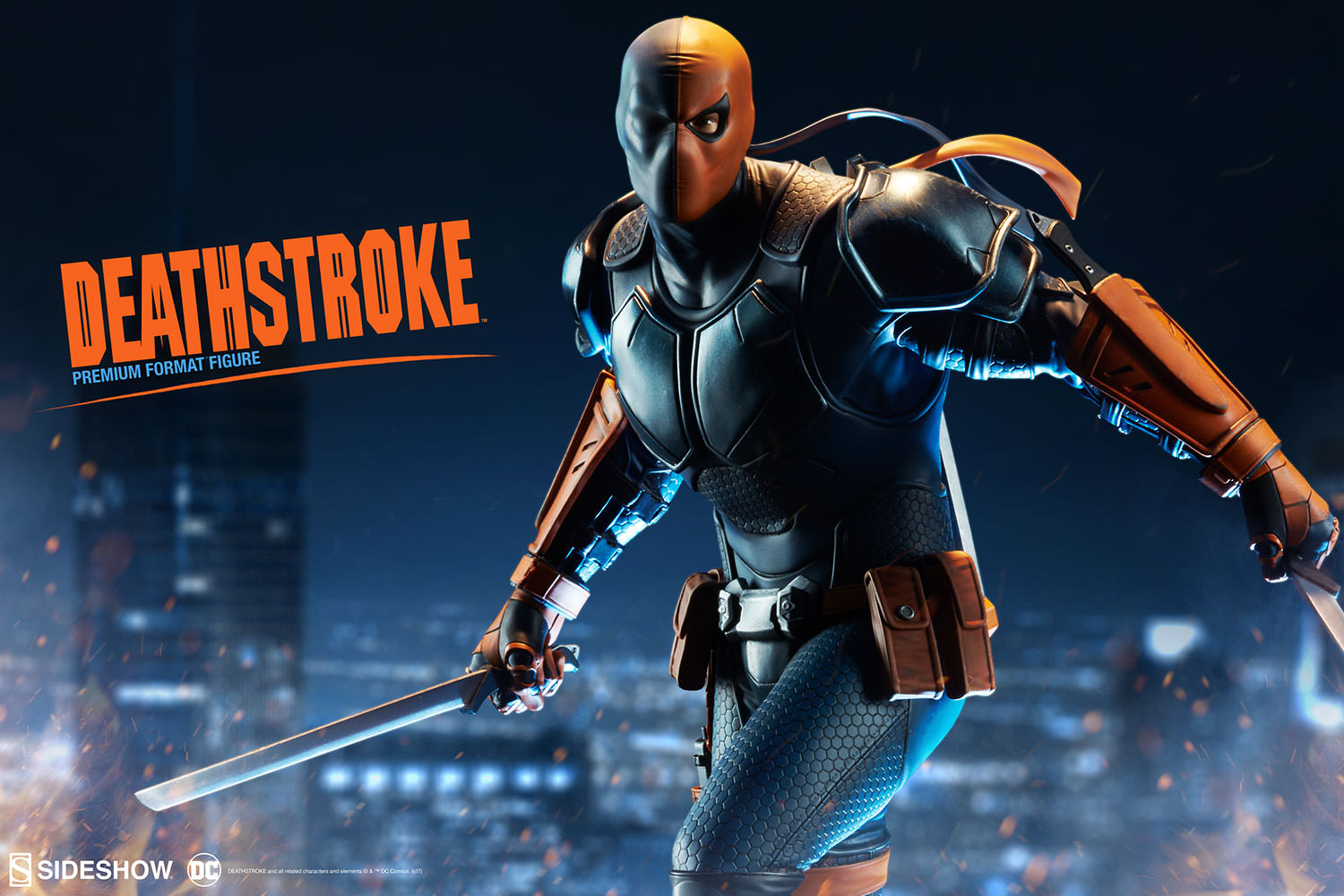 Sideshow Collectibles Deathstroke Premium Format Figure Pre-Orders