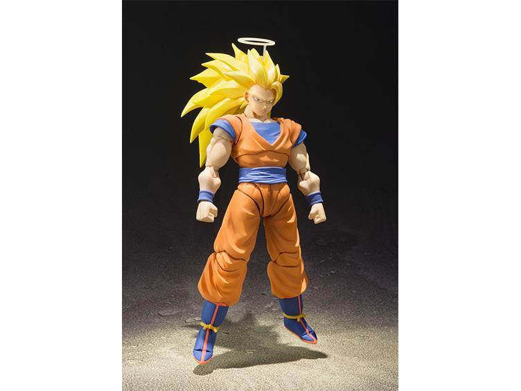 Bandai Tamashii Nations S.H. Figuarts Super Saiyan Son 3 Goku Figure Pre-Orders