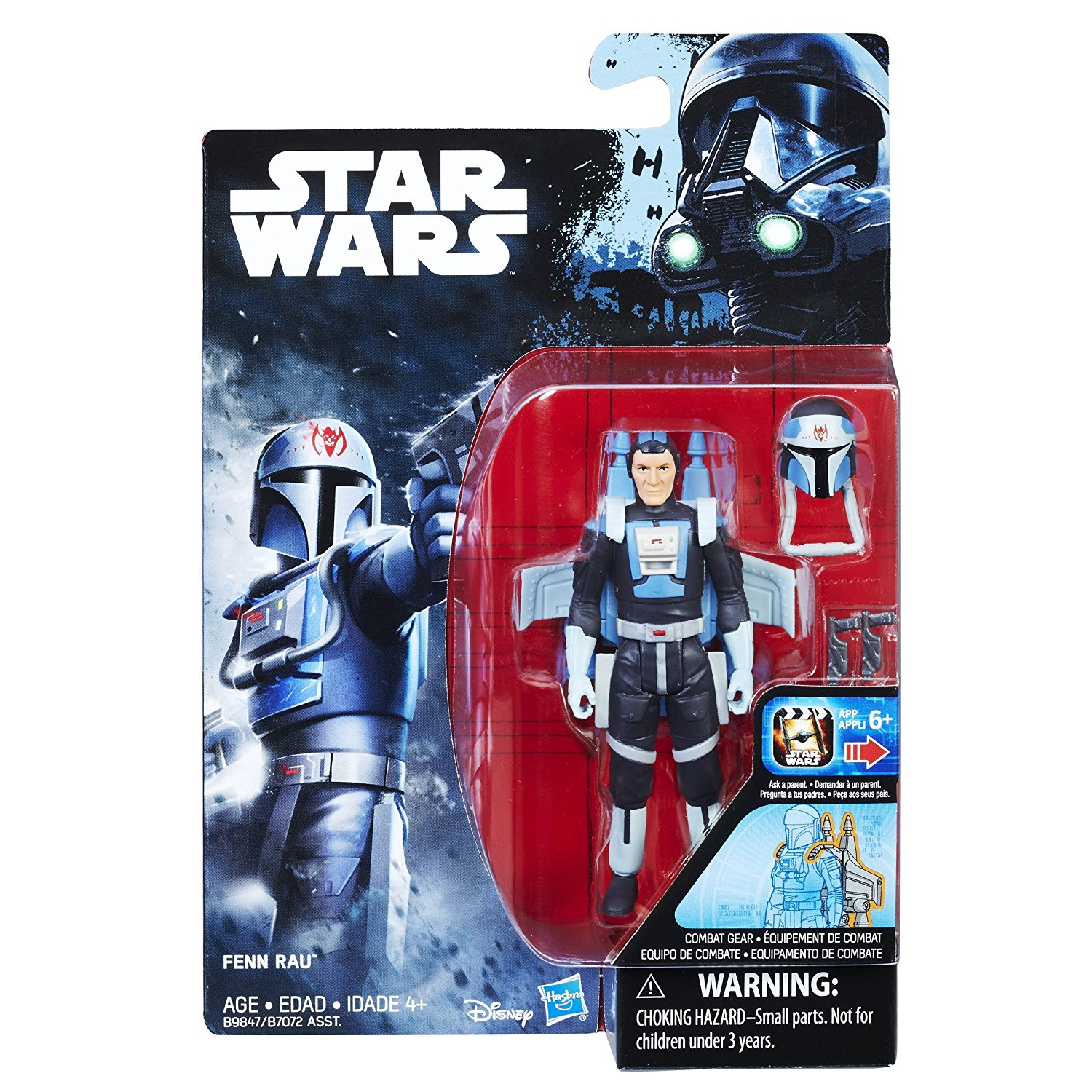 Hasbro Star Wars Rogue One 3.75″ Wave 4 Listed On Amazon With A May 1st Release