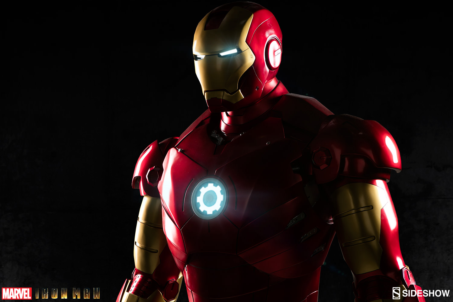 Sideshow Collectibles Iron Man Mark 3 Life Size Figure