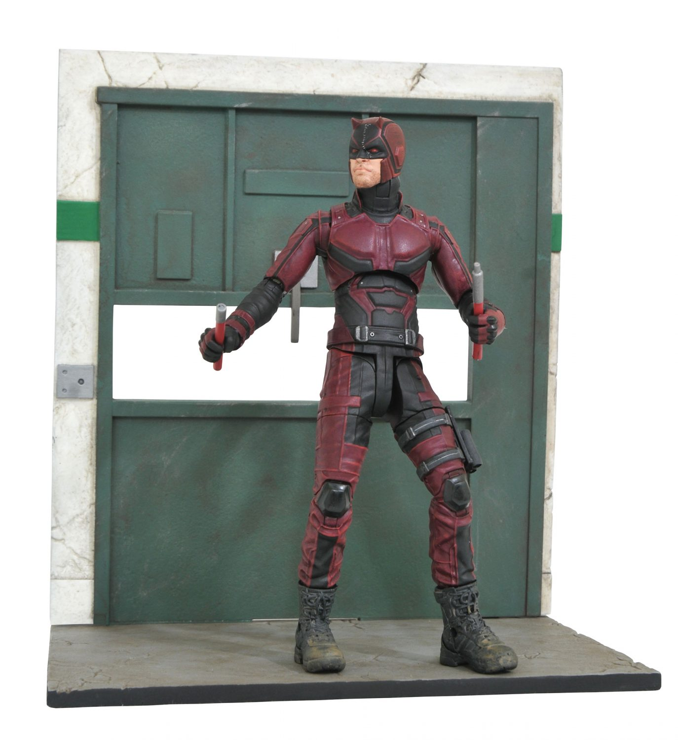 Diamond Select Toys Marvel Select Netflix Daredevil Figure In Stores This Week