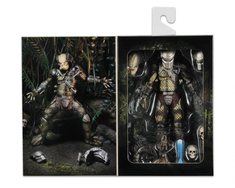NECA Toys Shipping This Week – Ultimate Jungle Hunter Predator 7″ Figure