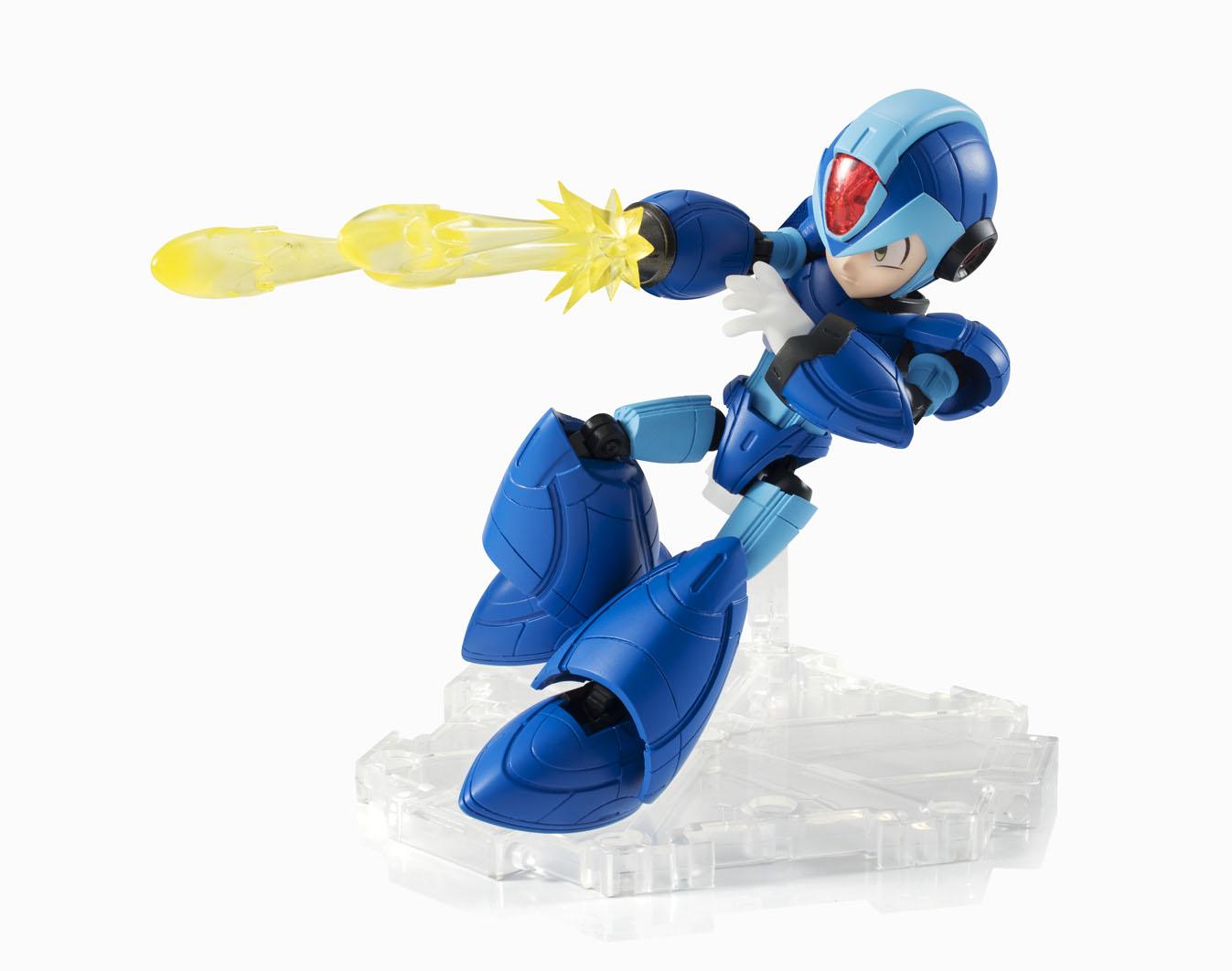 Bluefin To Distribute Nxedge Style: Mega Man Figure In U.S.