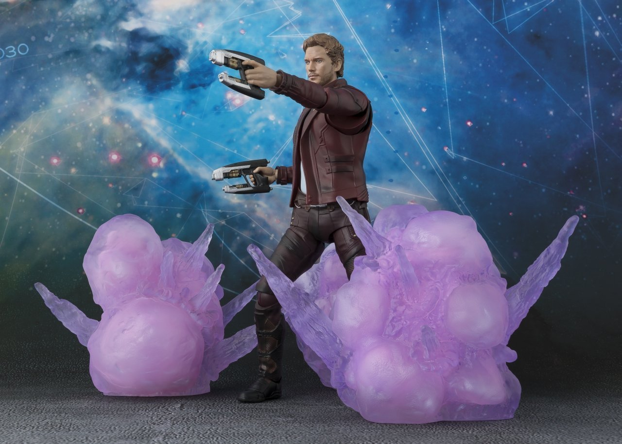 S.H. Figuarts Guardians Of The Galaxy Vol. 2 – Star-Lord Figure Pre-Orders